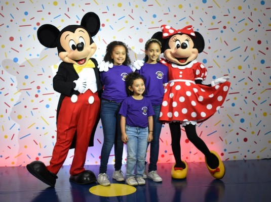 Mickey Mouse-multiplaza 20