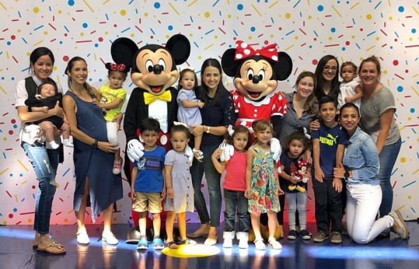 Mickey Mouse-multiplaza 22