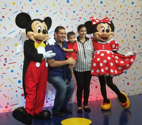 Mickey Mouse-multiplaza 23