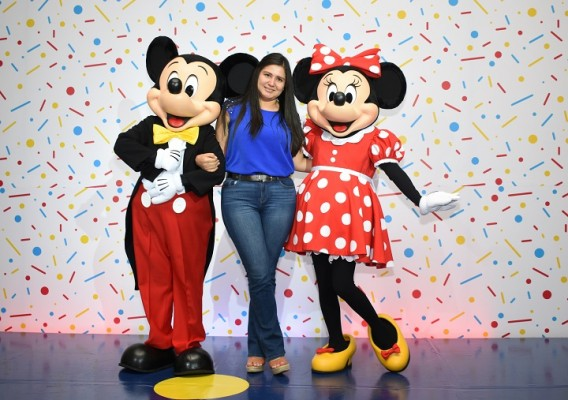 Mickey Mouse-multiplaza 3