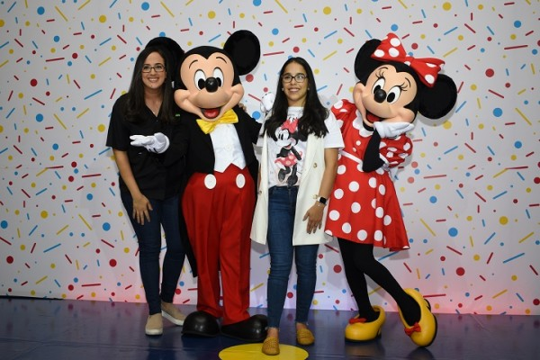 Mickey Mouse-multiplaza 4