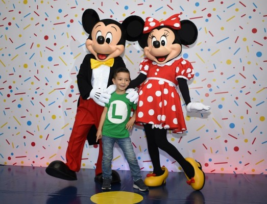 Mickey Mouse-multiplaza 5