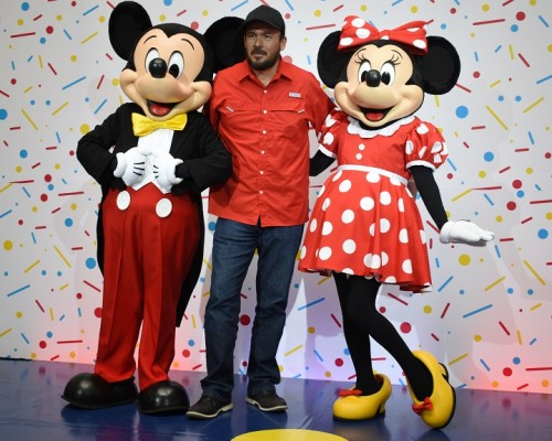 Mickey Mouse-multiplaza 6