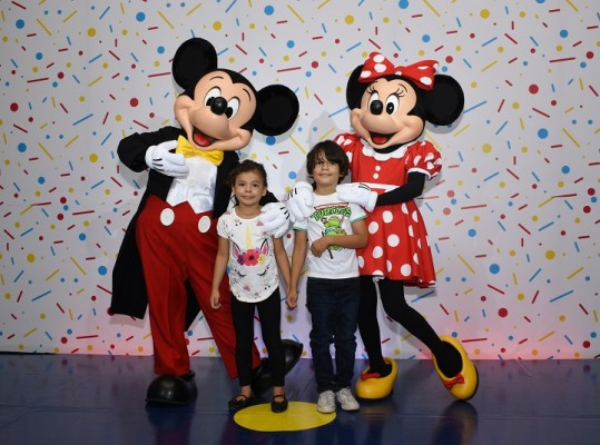 Mickey Mouse-multiplaza 7