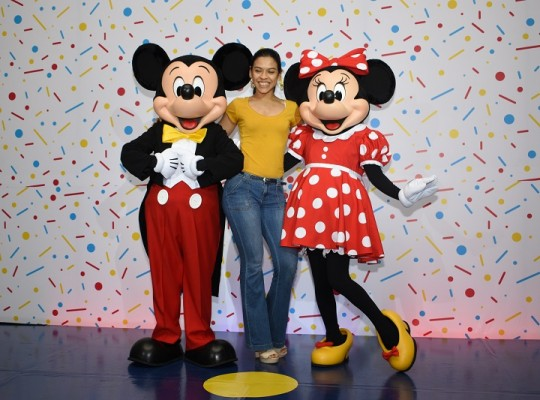 Mickey Mouse-multiplaza 8