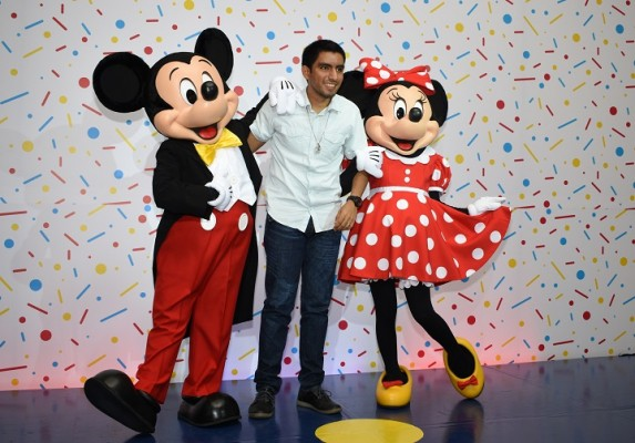 Mickey Mouse-multiplaza 9