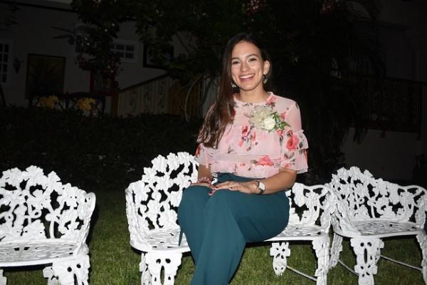 Mildred Reyes contraerá matrimonio civil con el apuesto Guillermo Bográn este sábado 24 de agosto
