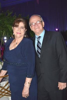 Nora y Jaime Villegas.