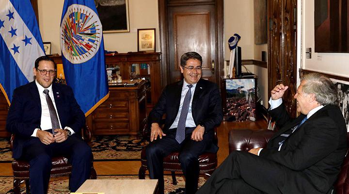 OEA apoya esfuerzo de Honduras para combatir el narcotráfico