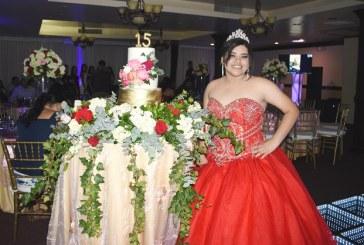 Primaveral debut de Victoria Isabel en sus 15 años