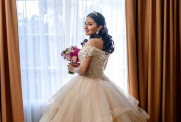 Derroche de ilusiones en los 15 años de Leonela Estefanía