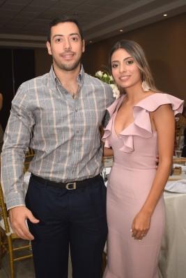Arnold y Brenda García.