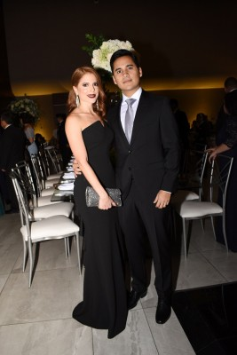 Augusto y Eunice Vargas