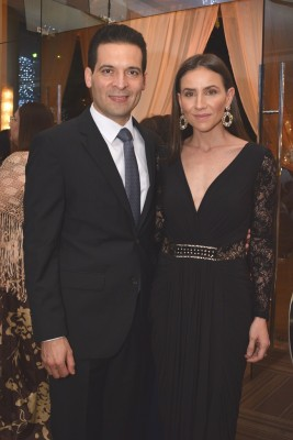 Carlos y Erika Handal