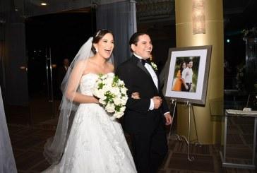La boda de Guillermo y Mildred… el reflejo más puro del verdadero amor