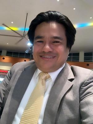 El abogado Rodríguez Escalón fue el más ovacionado de la noche en el 2016 el ostentó el título de Mandador de la Feria en honor de Nuestra Señora de las Mercedes