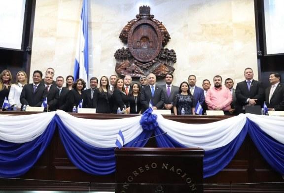 Congreso Nacional elige nuevas autoridades electorales y del RNP