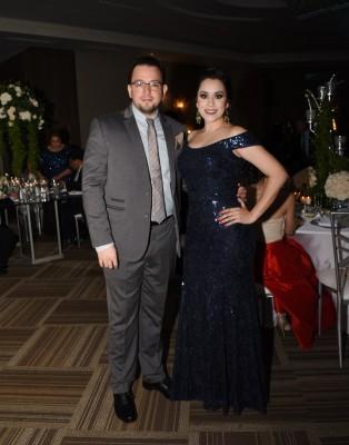 Elena Bonilla y Fernando López