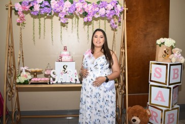 Regalitos en rosa para darle la bienvenida a la pequeña Sara Lucía