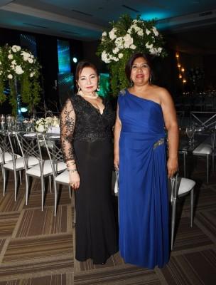Gabriela Mejía y Sheyla García