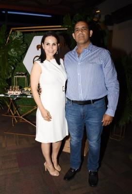 Héctor y Cinthia Gabrie
