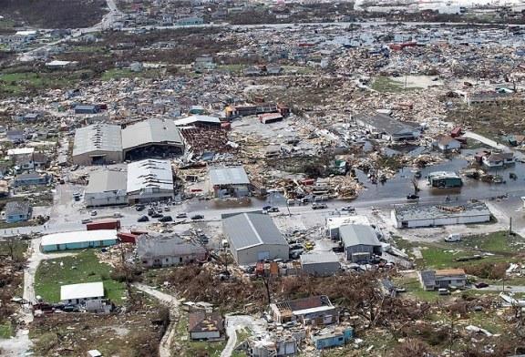 Suben a 20 los muertos en Bahamas por huracán Dorian