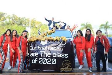 Los seniors 2020 de Blessed  Generation  Academy comienzan la recta final hacia su graduación