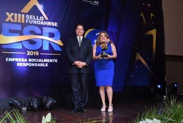 Grupo Jaremar galardonado por sexto año consecutivo con el Sello FUNDAHRSE