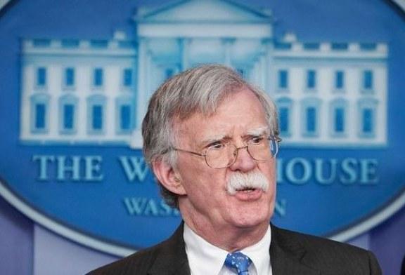 """Trump destituye a su asesor de seguridad nacional John Bolton tras """"fuertes desacuerdos"""""""