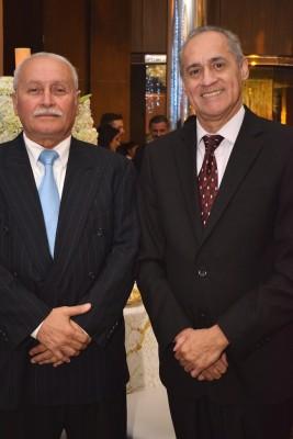 José Jimenez y Dalton Morales