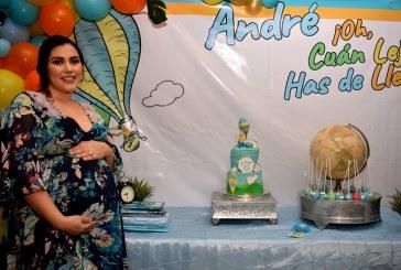 Imaginación desbordante en la fiesta maternal de Eva Vipond-Barletta