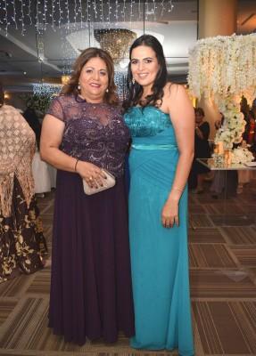 Lizeth y Alejandra Aude