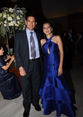 Lucía y Gundemaro Castillo