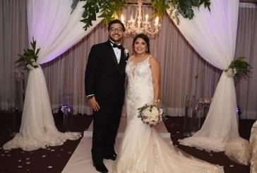 Mónica y Javier: ¡Feliz matrimonio! en una noche auténtica