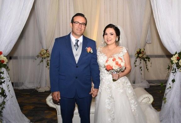 La boda de Marcel y Sandra…el uno para el otro