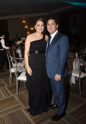 Marco y Ana Núñez
