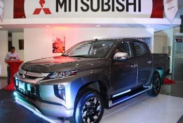 Excel presenta la reinvención del nuevo pick-up Mitsubishi L200 Sportero 2020