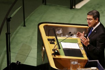 Presidente Hernández en Naciones Unidas: El cambio climático es la mayor injusticia del Siglo XXI