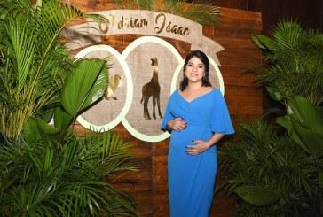 Safari baby shower para darle la bienvenida al bebé Reyes-Ordóñez
