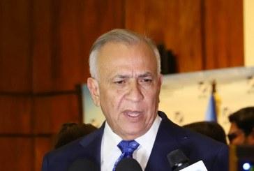 Mauricio Oliva asegura que no cierra las puertas a una segunda vuelta electoral