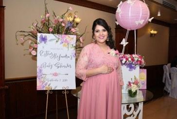 Mariposas en primavera dedicadas a la nenita de Olga Alejandra