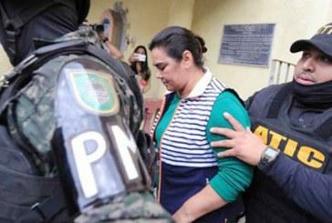 Condenan a 58 años de cárcel a exprimera dama de Honduras Rosa Elena Bonilla