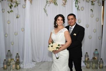 Tania y César: ¡un amor a primera vista!
