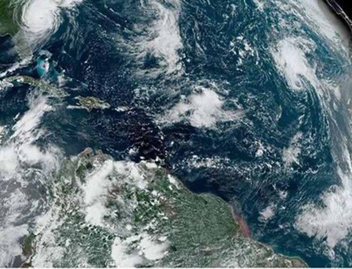 Dorian se desvanece y da paso a la tormenta tropical Gabrielle mientras se crean dos alteraciones en el Atlántico