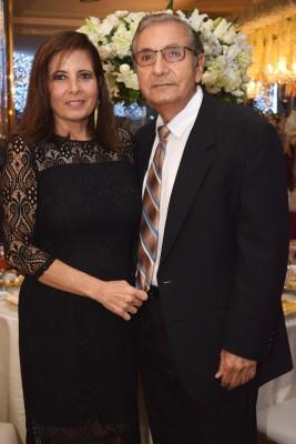 Vivian y Selim Canahuati
