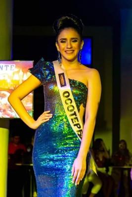 Ya Miss Honduras Mundo tiene fecha...12 de Octubre en la ciudad de La Ceiba...En la imagen la muchacha de Ocotepeque, ciudad fronteriza que jamás ha ganado el codiciado cetro... Foto: Luis Quezada