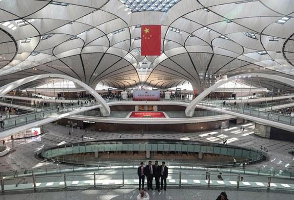 China inauguró el nuevo aeropuerto de Pekín, el mas grande y ultramoderno del mundo (+fotos)