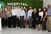Acto de bendición de modernas instalaciones de Hospital Cemesa