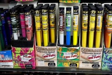 Prohíben venta de cigarrillos electrónicos con sabor en Nueva York
