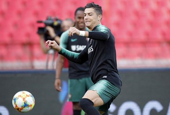 Cristiano Ronaldo recibirá 162 millones de euros por su contrato con Nike